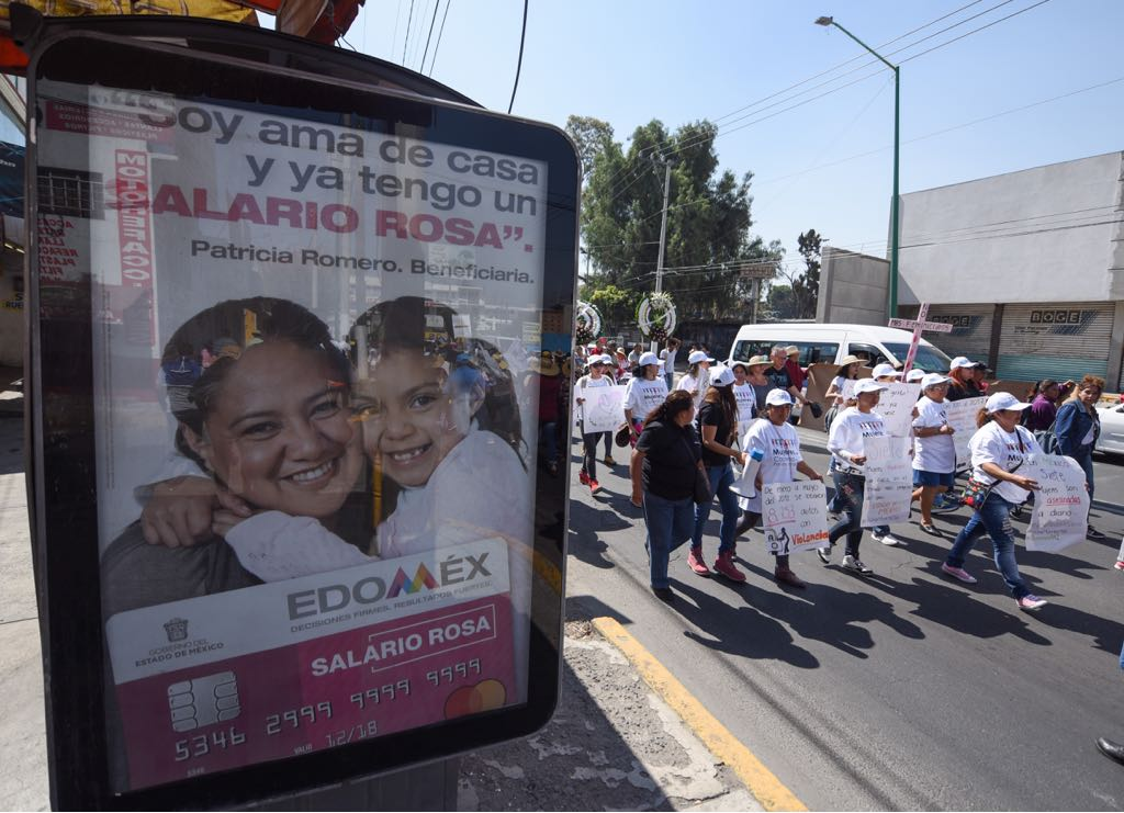 Salario Rosa no es un programa asistencialista, asegura GEM