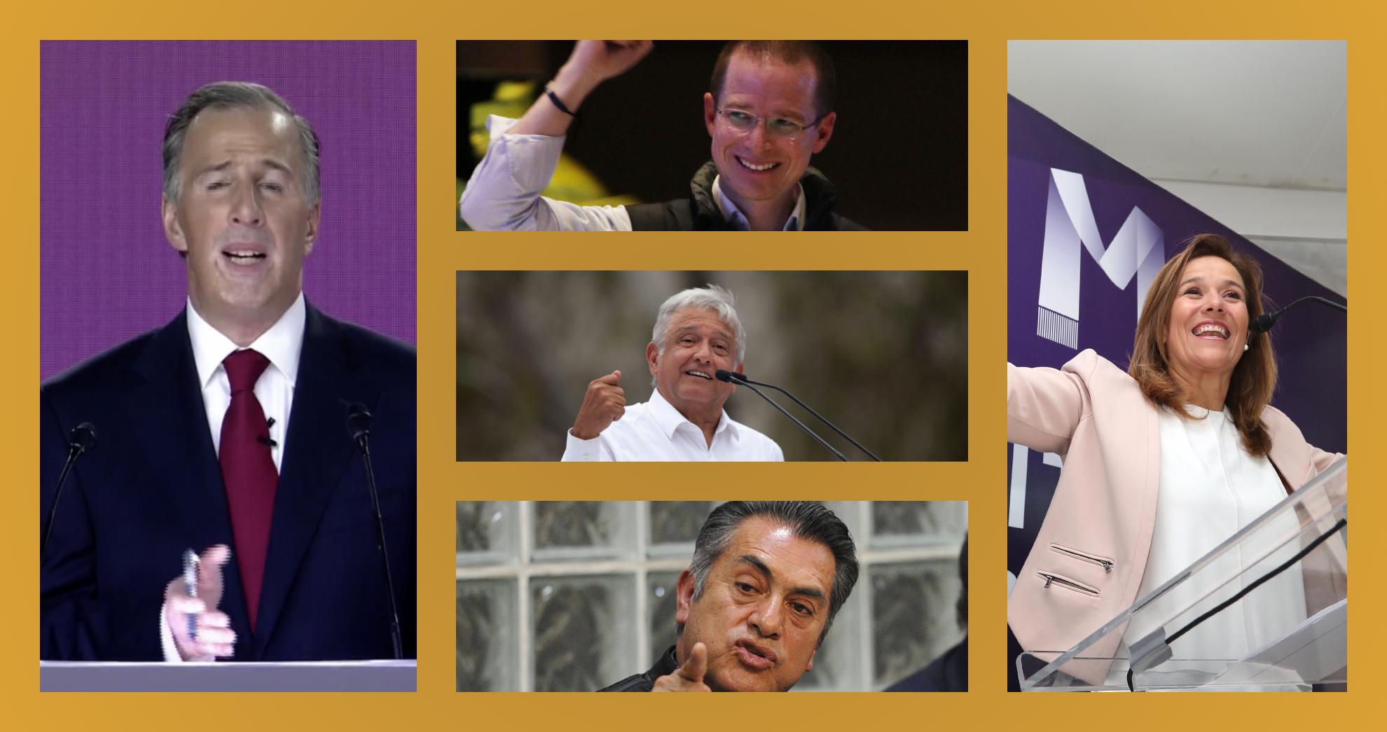 Si no fuera candidato apoyaría a Zavala: Anaya