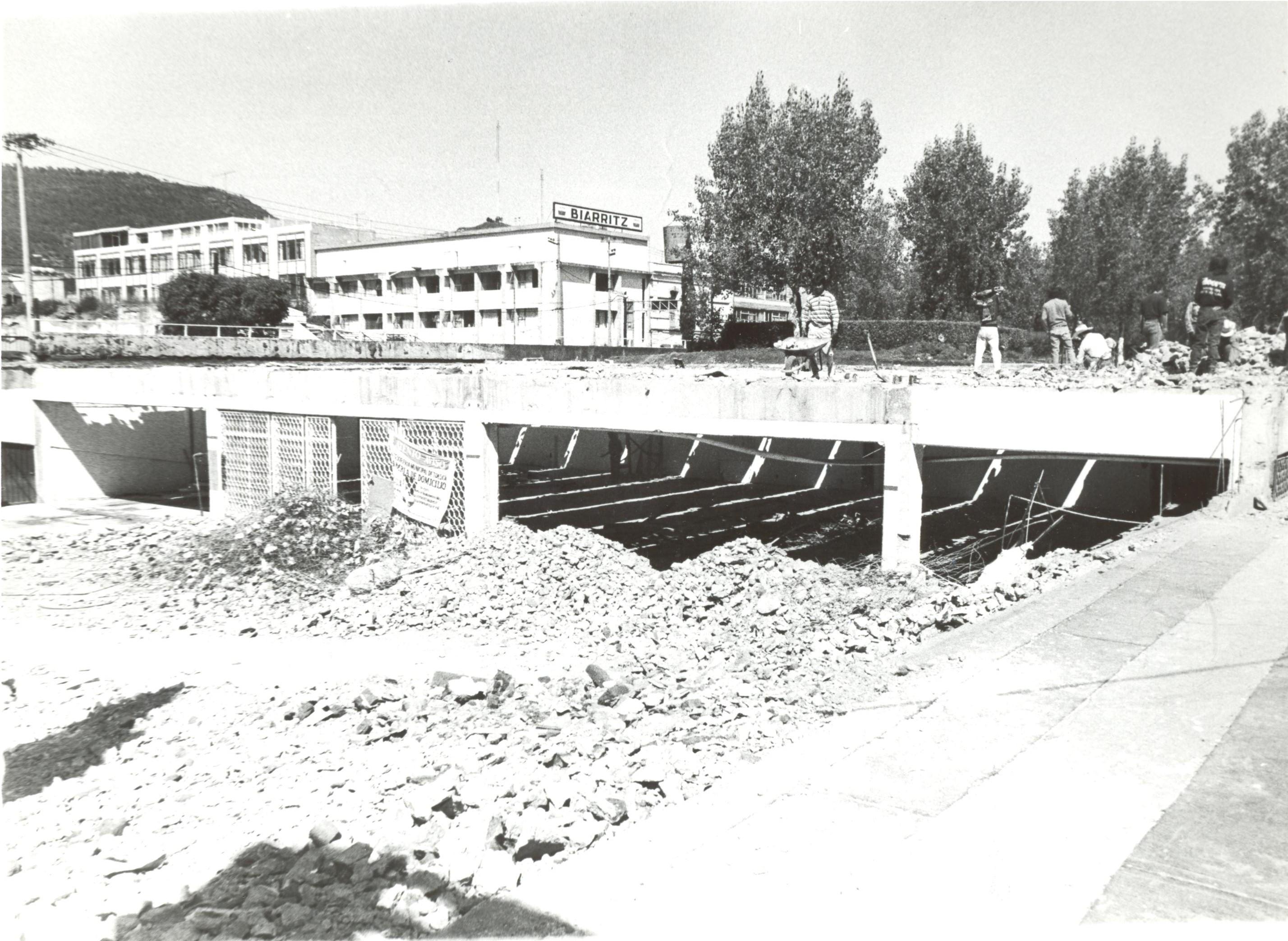 Fotografía remodelación de la plaza González Arratia (4)