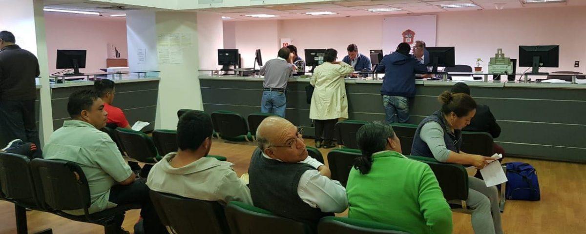 Retoma registro civil operaci n en oficinas de toluca for Oficinas registro civil