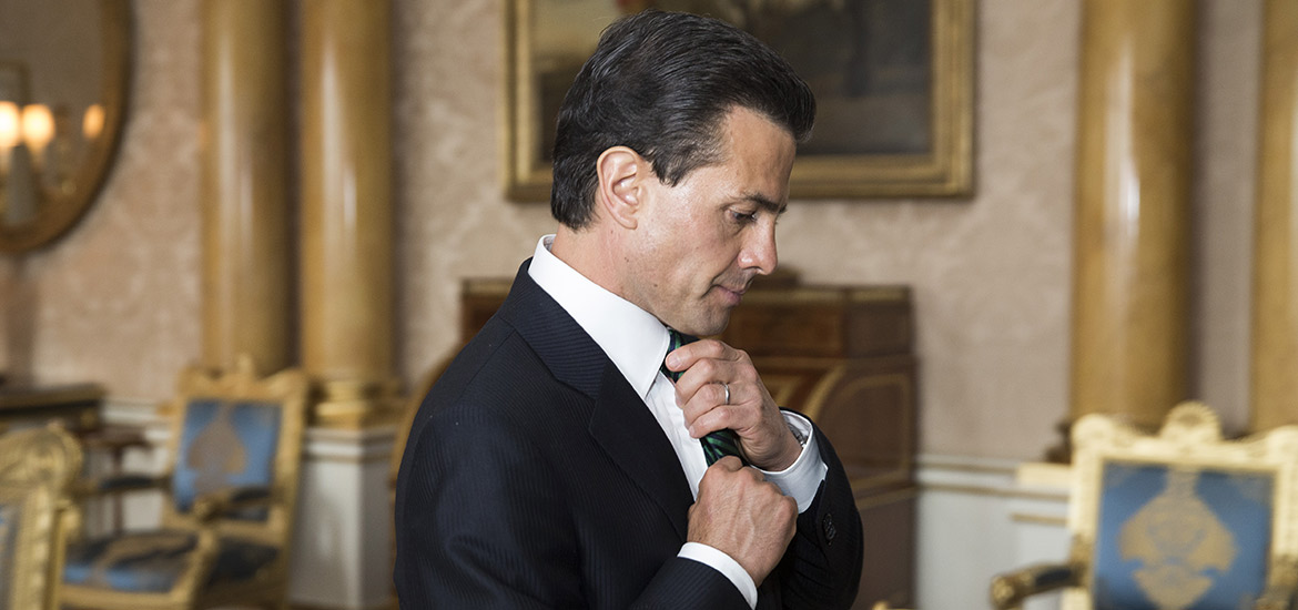 State Visit Of The President Of United Mexican States - Day 2