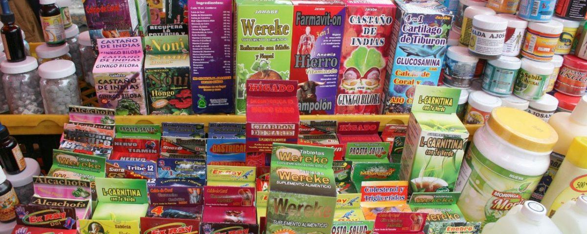 Nombres de productos milagrosos para bajar de peso